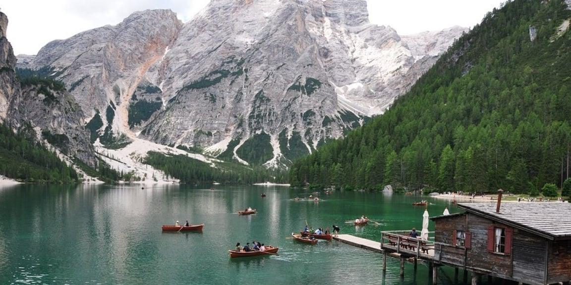 Massentourismus im Alpenraum
