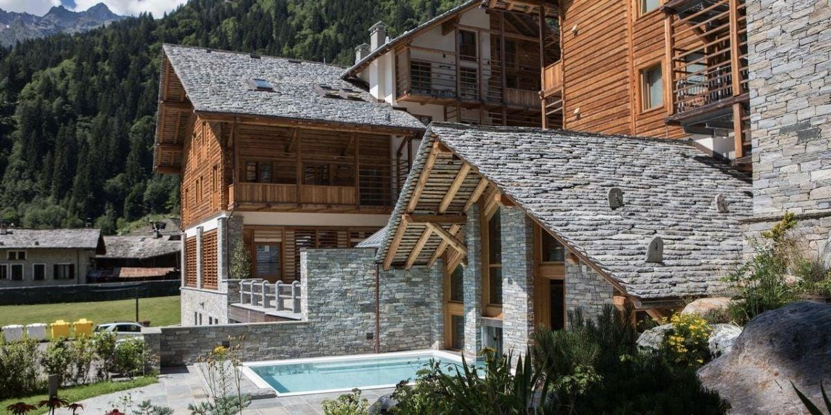 Hotel Alagna, Monte Rosa