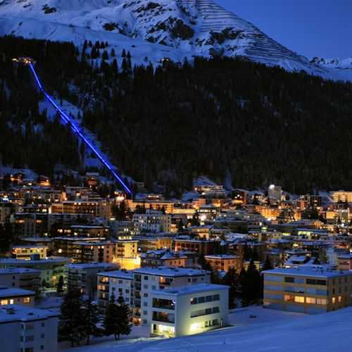 Tourismusverband Davos Klosters