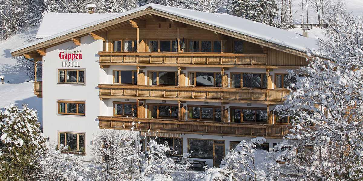Hotel Gappen Kramasch/Tirol