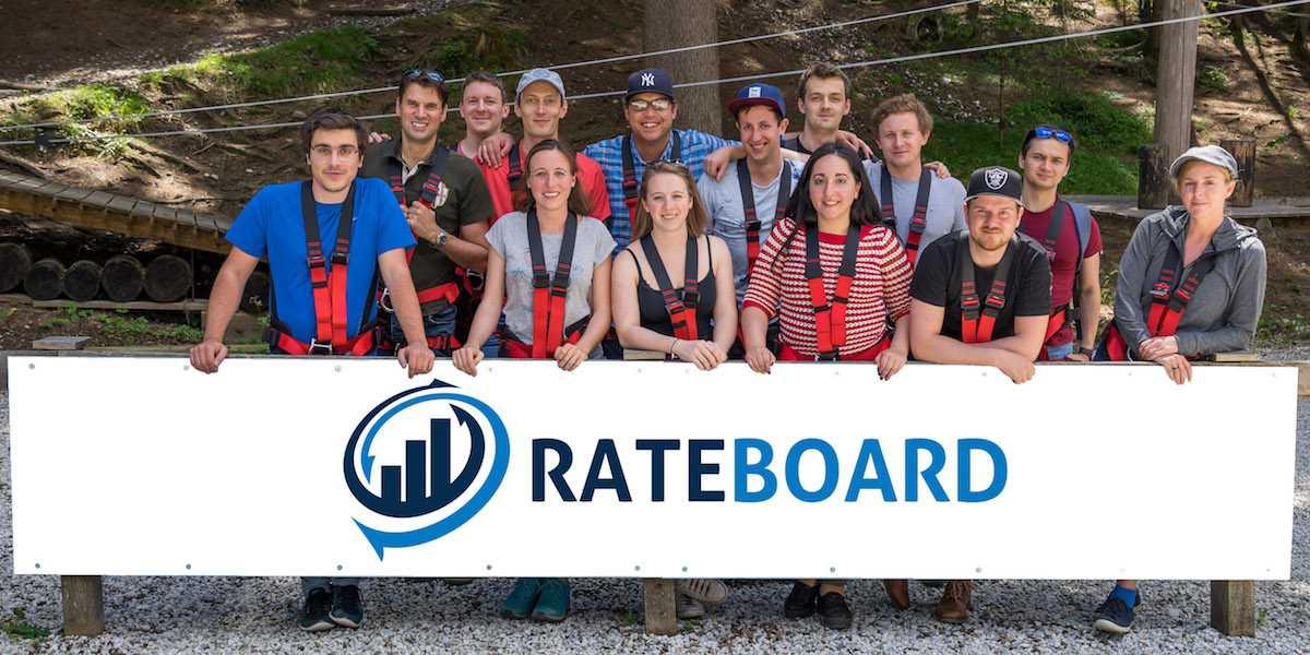 RateBoard erhält siebenstelliges Investment