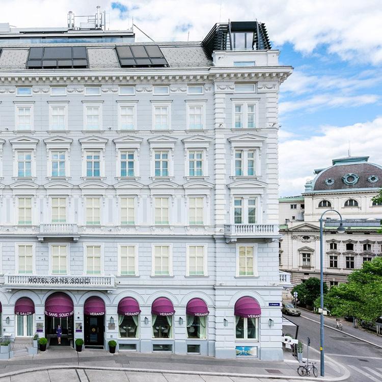 5* Boutique Hotel Sans Souci Vienna